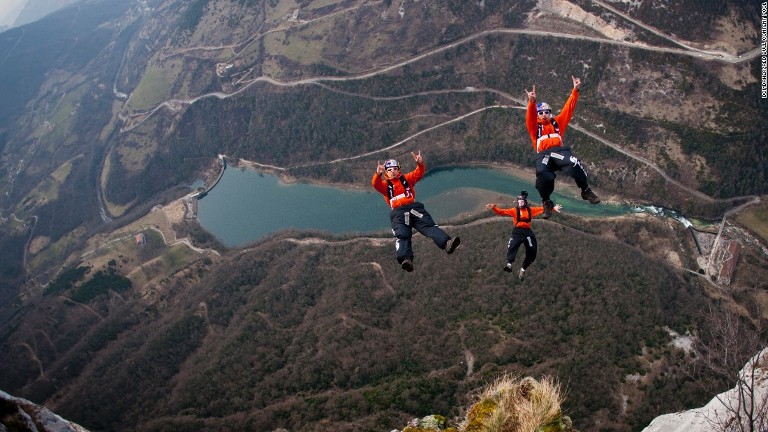 1100x619 > Base Jumping Wallpapers