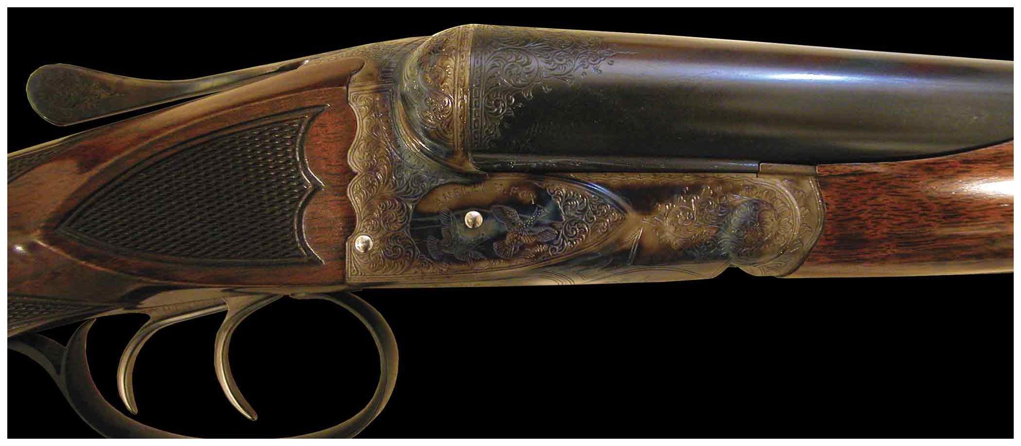 HD Quality Wallpaper | Collection: Weapons, 2100x917 Baserri Shotgun