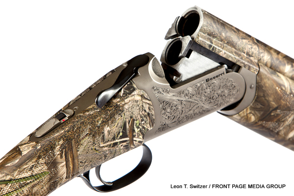HD Quality Wallpaper | Collection: Weapons, 600x400 Baserri Shotgun