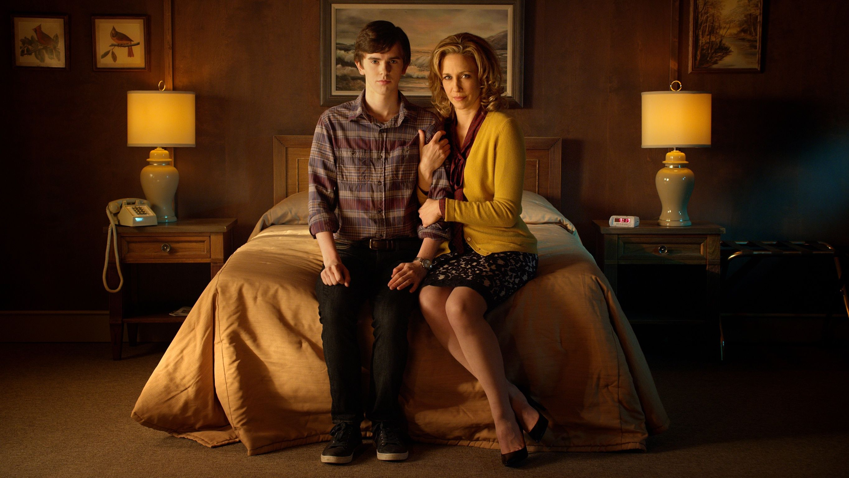 Nice wallpapers Bates Motel 2728x1536px