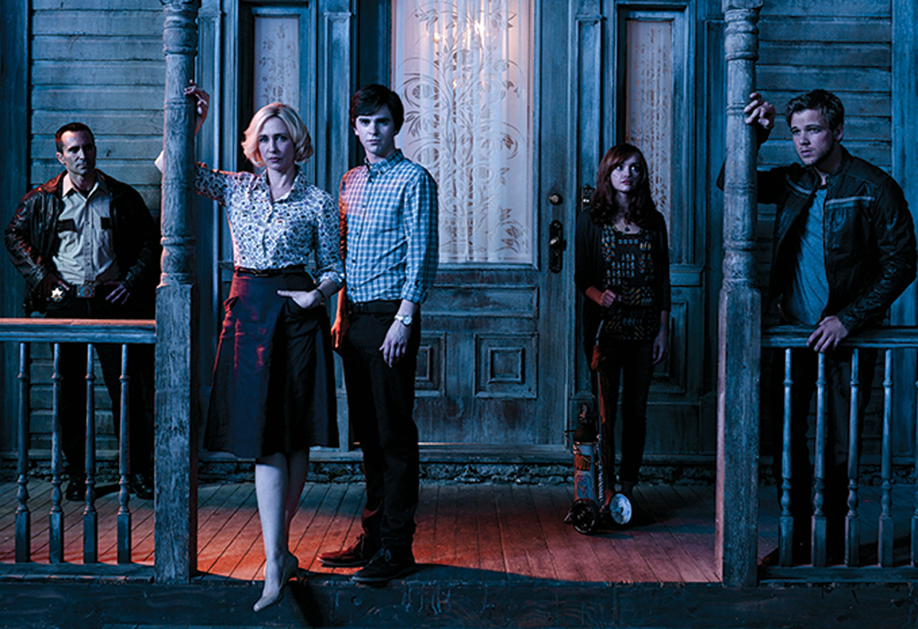 High Resolution Wallpaper | Bates Motel 3000x2054 px
