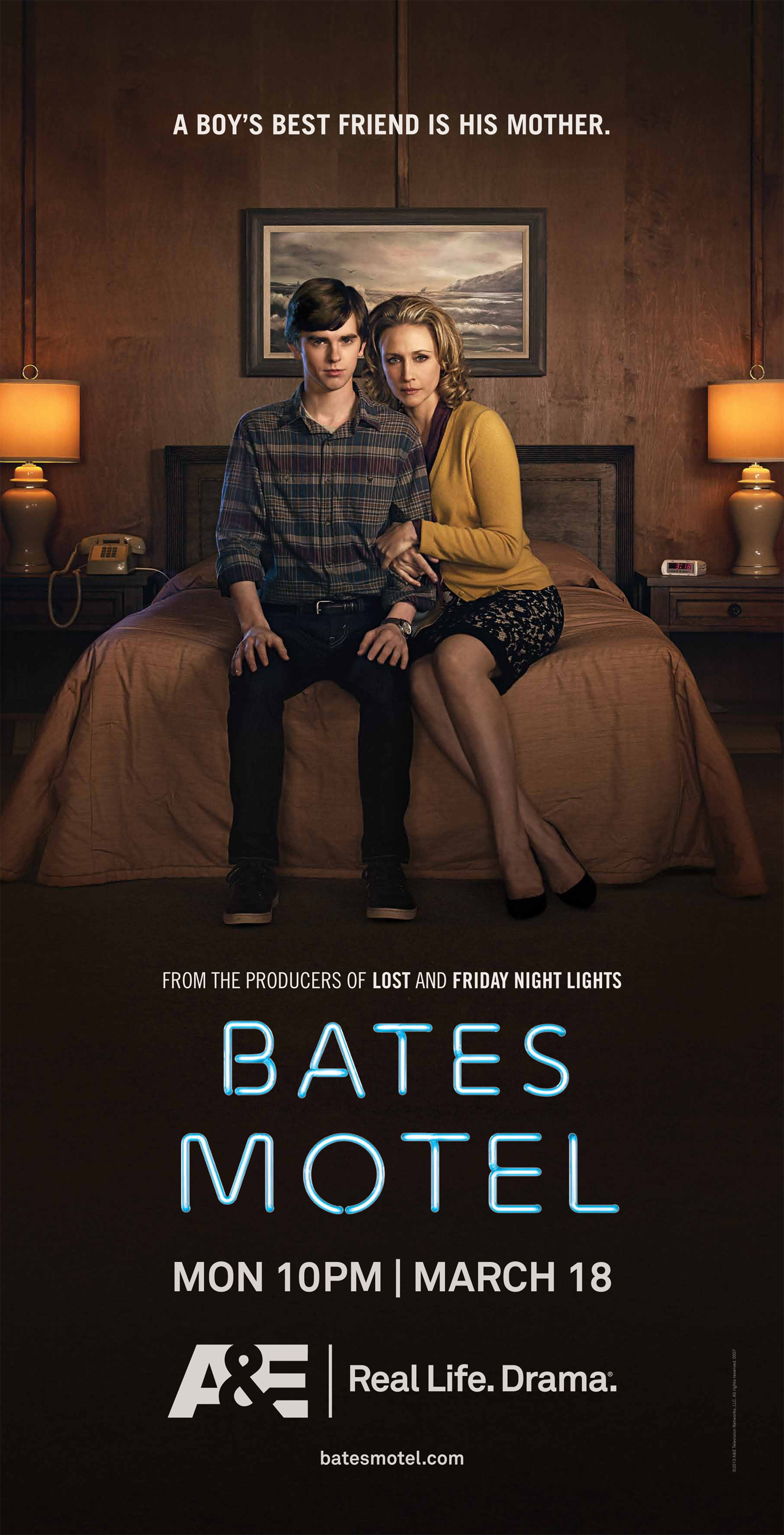 Amazing Bates Motel Pictures & Backgrounds