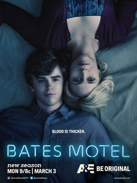 Nice wallpapers Bates Motel 538x720px