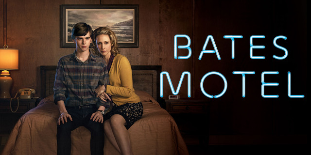 Nice Images Collection: Bates Motel Desktop Wallpapers