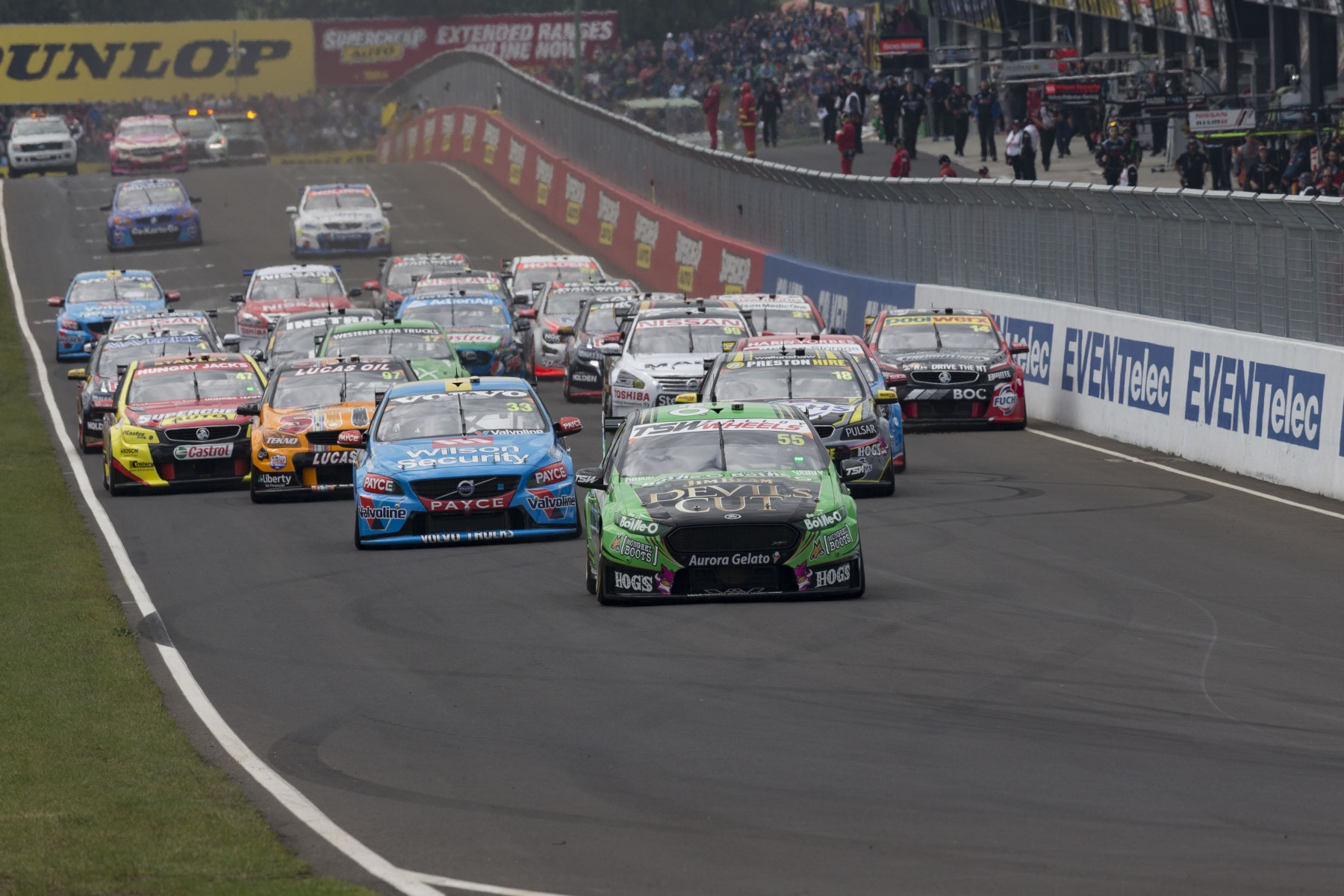 Nice Images Collection: Bathurst 1000 Desktop Wallpapers