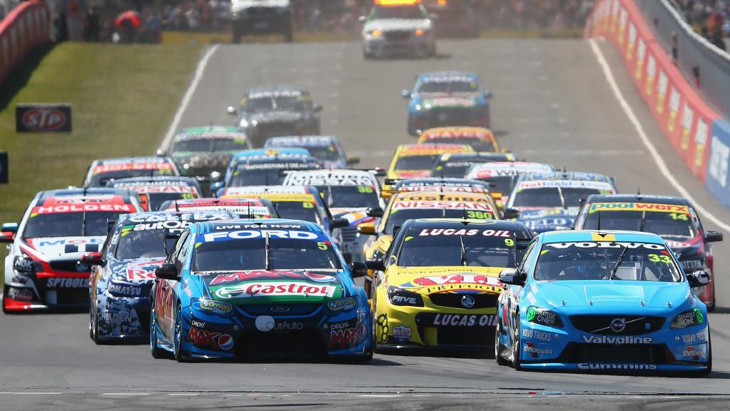 HD Quality Wallpaper | Collection: Sports, 1023x576 Bathurst 1000