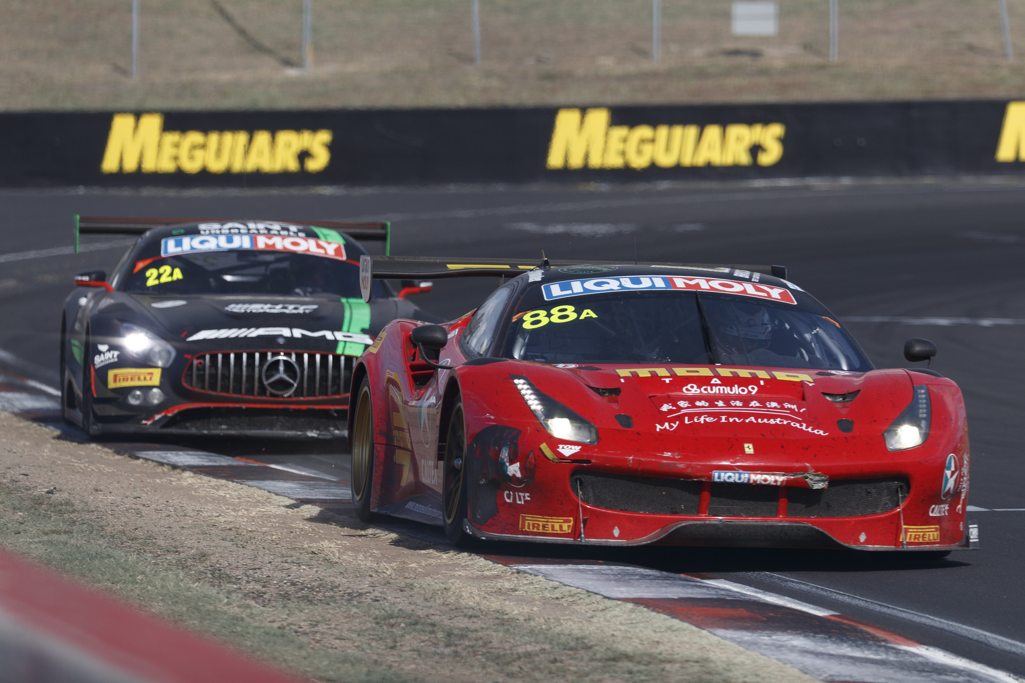 Nice Images Collection: Bathurst 12 Hour Endurance Desktop Wallpapers