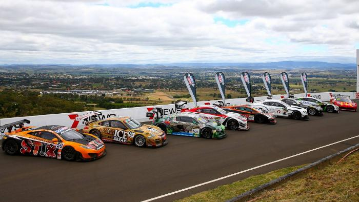Nice wallpapers Bathurst 12 Hour Endurance 700x394px
