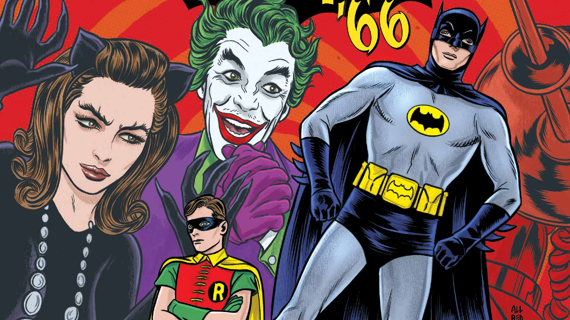 Batman '66 Backgrounds on Wallpapers Vista