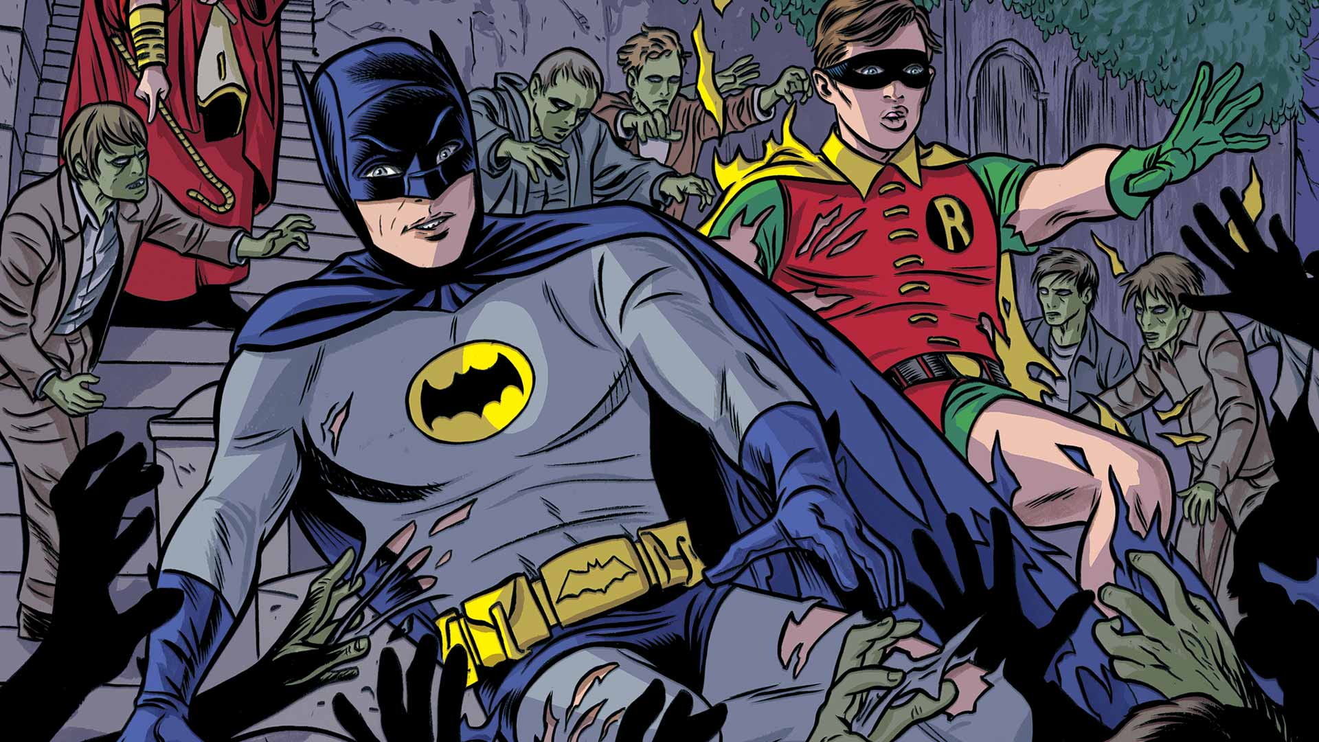 1920x1080 > Batman '66 Wallpapers