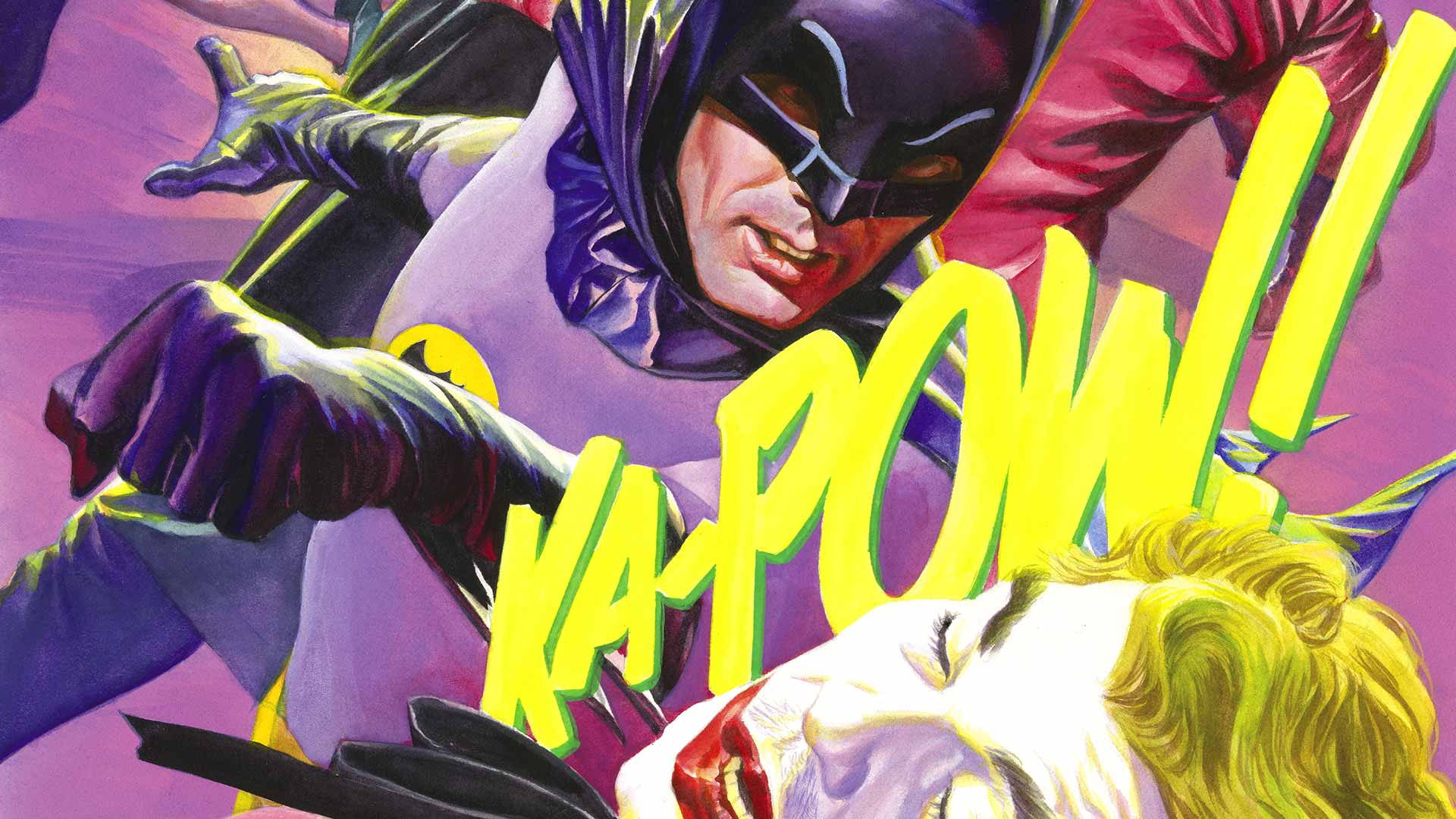 Batman '66 Backgrounds, Compatible - PC, Mobile, Gadgets| 1920x1080 px