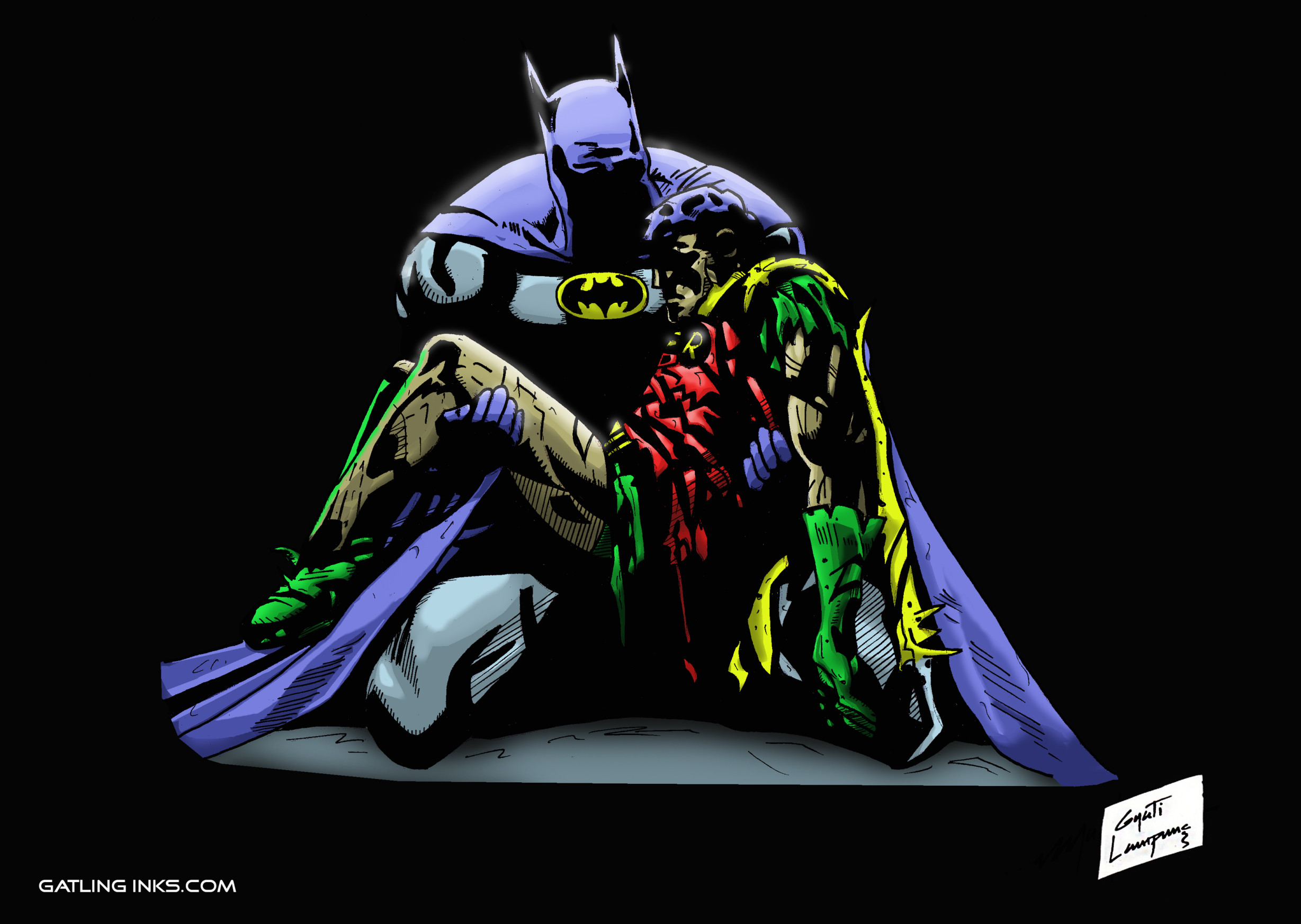 HQ Batman: A Death In The Family Wallpapers | File 451.23Kb