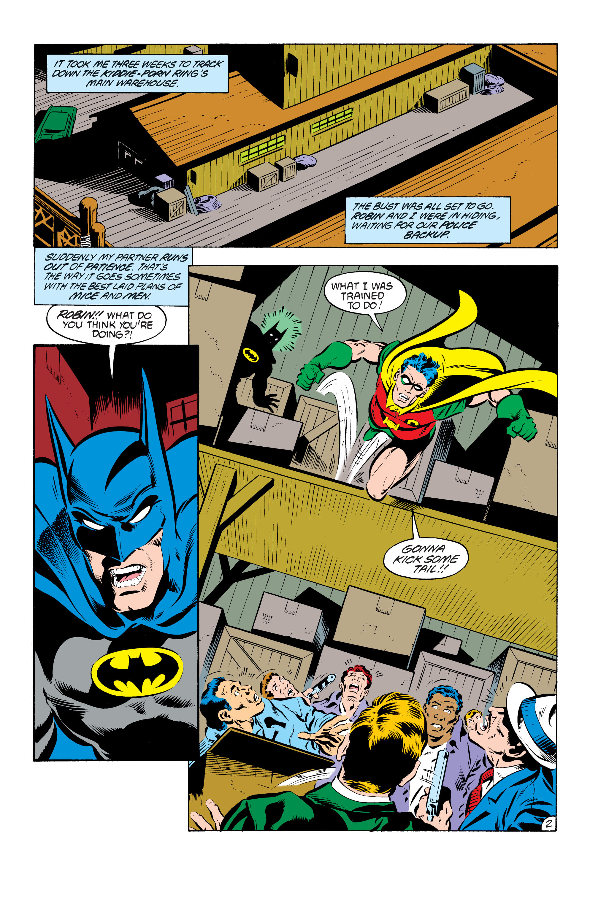 Batman: A Death In The Family Backgrounds, Compatible - PC, Mobile, Gadgets| 1988x3056 px