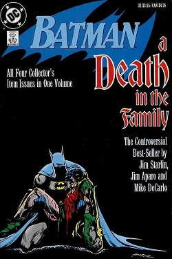 High Resolution Wallpaper | Batman: A Death In The Family 250x375 px