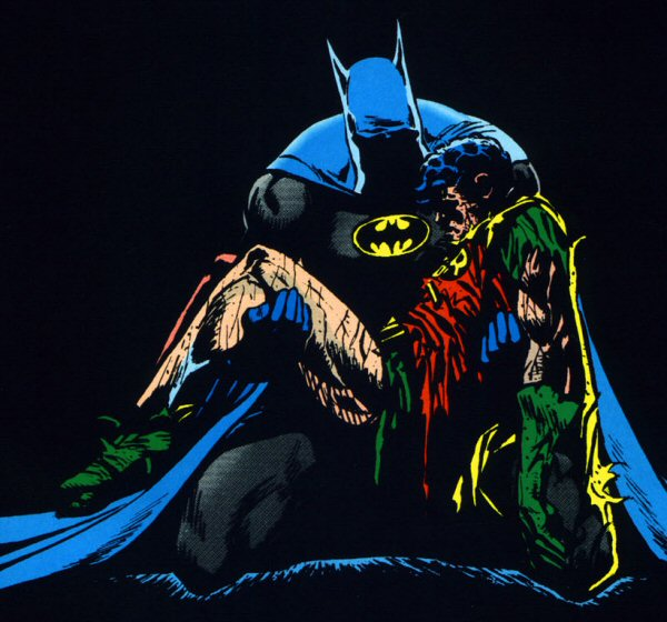 Batman: A Death In The Family Backgrounds, Compatible - PC, Mobile, Gadgets| 600x560 px