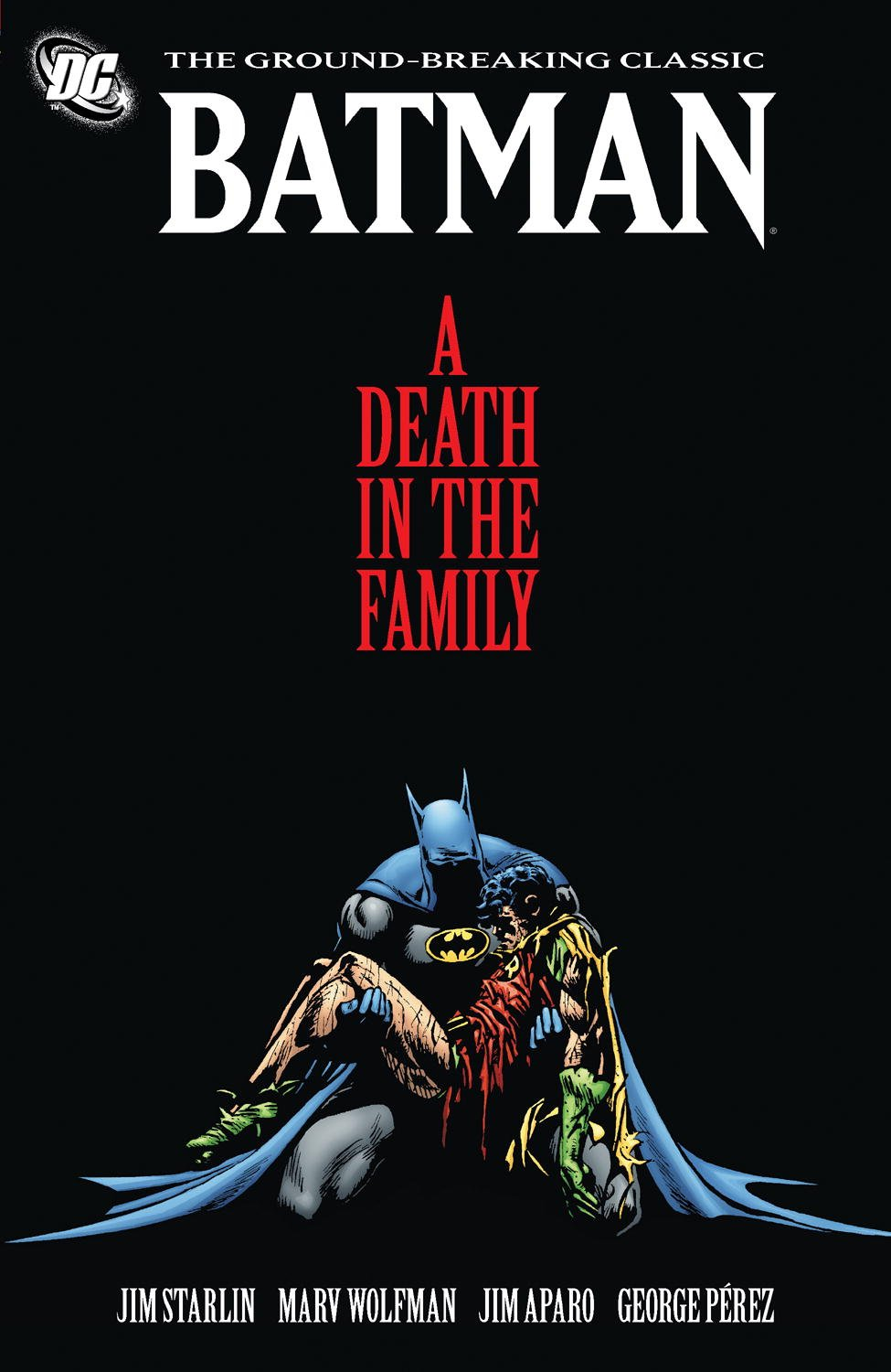 Images of Batman: A Death In The Family | 975x1500