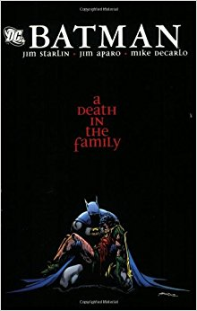 High Resolution Wallpaper | Batman: A Death In The Family 220x346 px