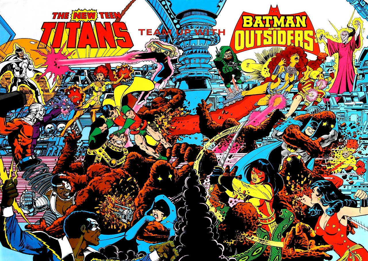 Amazing Batman And The Outsiders Pictures & Backgrounds