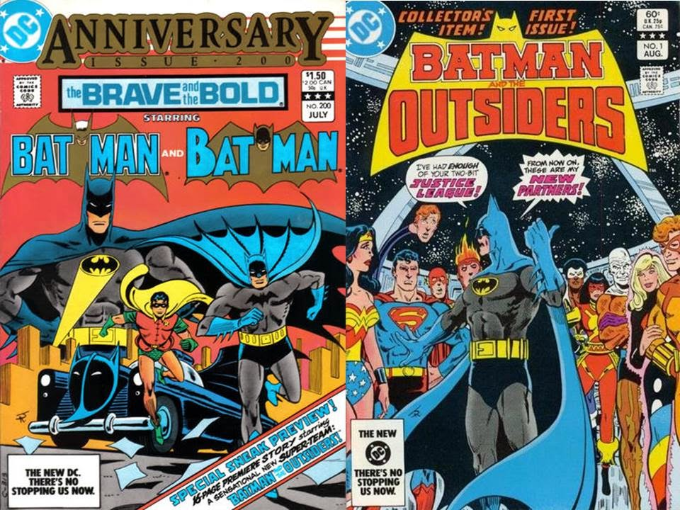 Nice wallpapers Batman And The Outsiders 960x720px