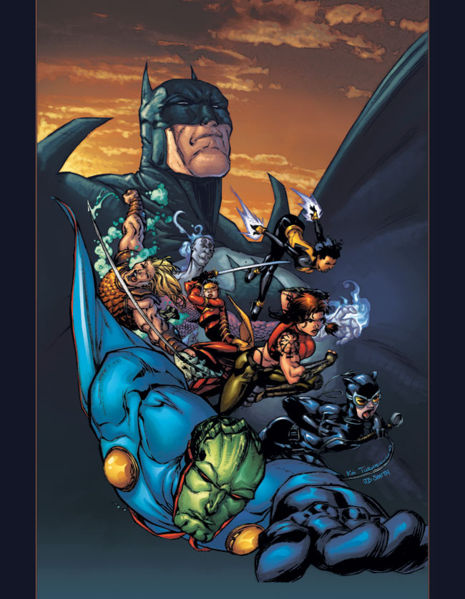 Nice wallpapers Batman And The Outsiders 465x599px