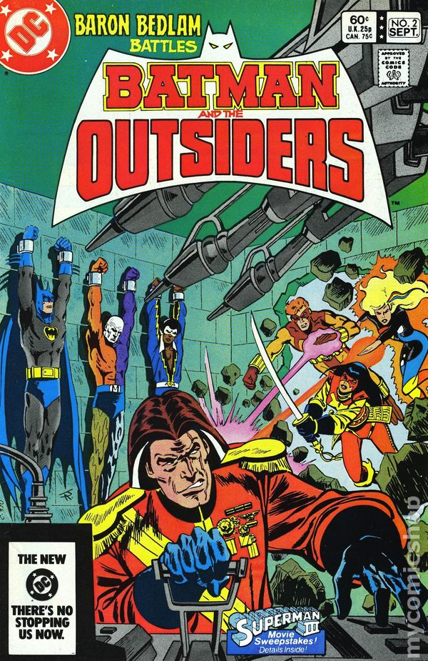 Batman And The Outsiders Backgrounds, Compatible - PC, Mobile, Gadgets| 600x925 px