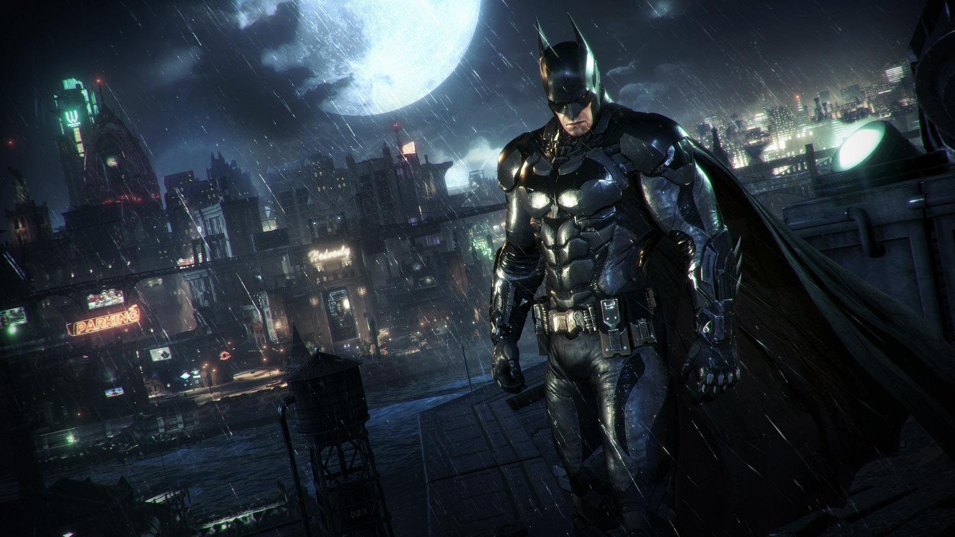 Nice Images Collection: Batman: Arkham Knight Desktop Wallpapers