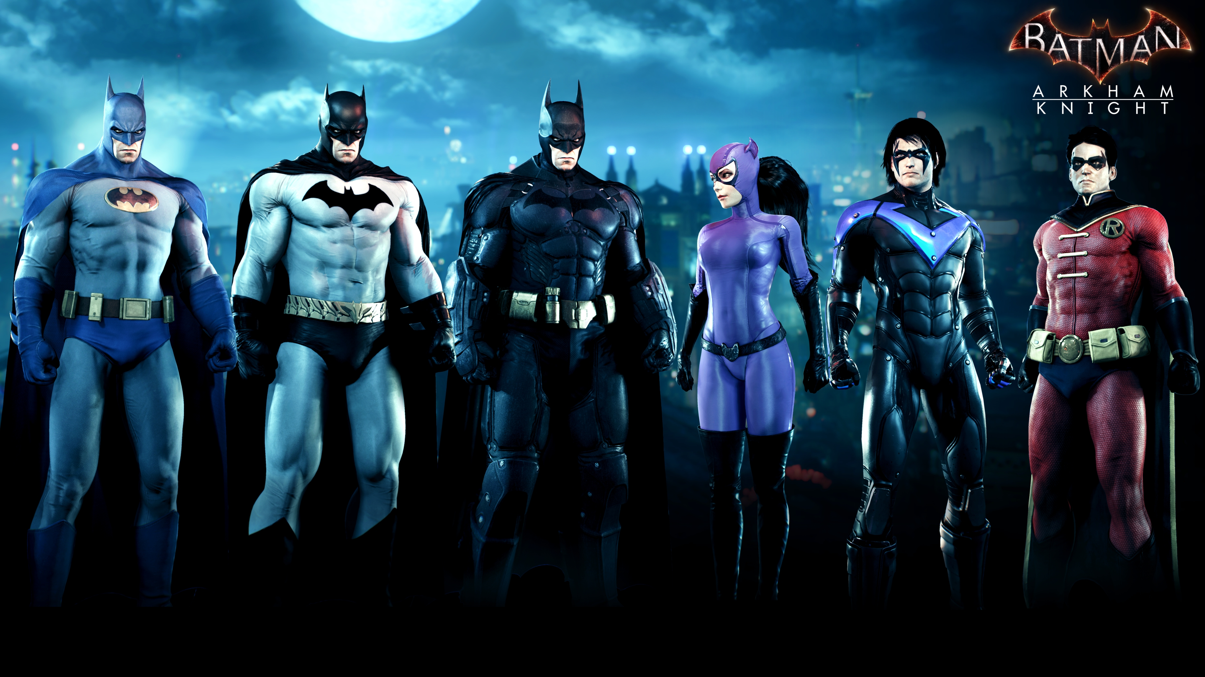 Amazing Batman: Arkham Knight Pictures & Backgrounds