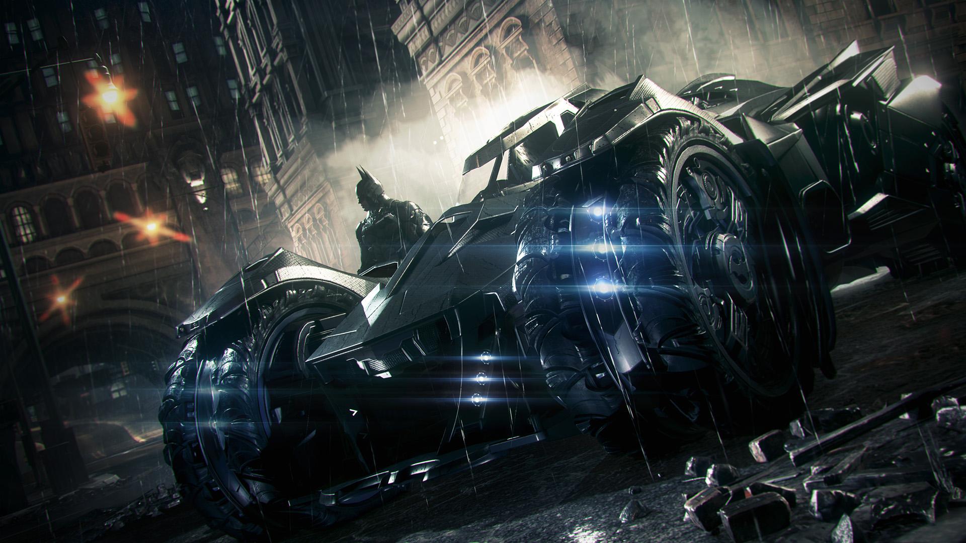 Batman: Arkham Knight Backgrounds, Compatible - PC, Mobile, Gadgets| 1920x1080 px