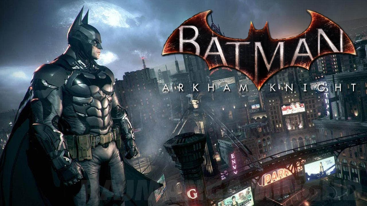 HQ Batman: Arkham Knight Wallpapers | File 158.04Kb