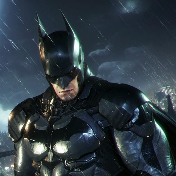 High Resolution Wallpaper | Batman: Arkham Knight 680x680 px