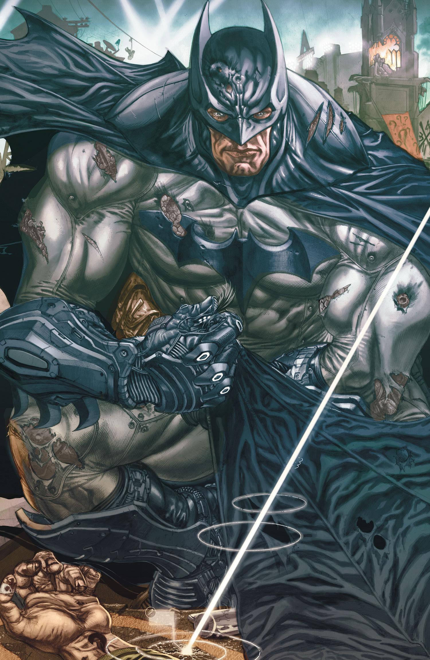 Batman: Arkham Unhinged Backgrounds on Wallpapers Vista