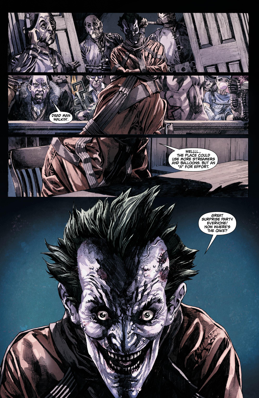 HQ Batman: Arkham Unhinged Wallpapers | File 777.31Kb