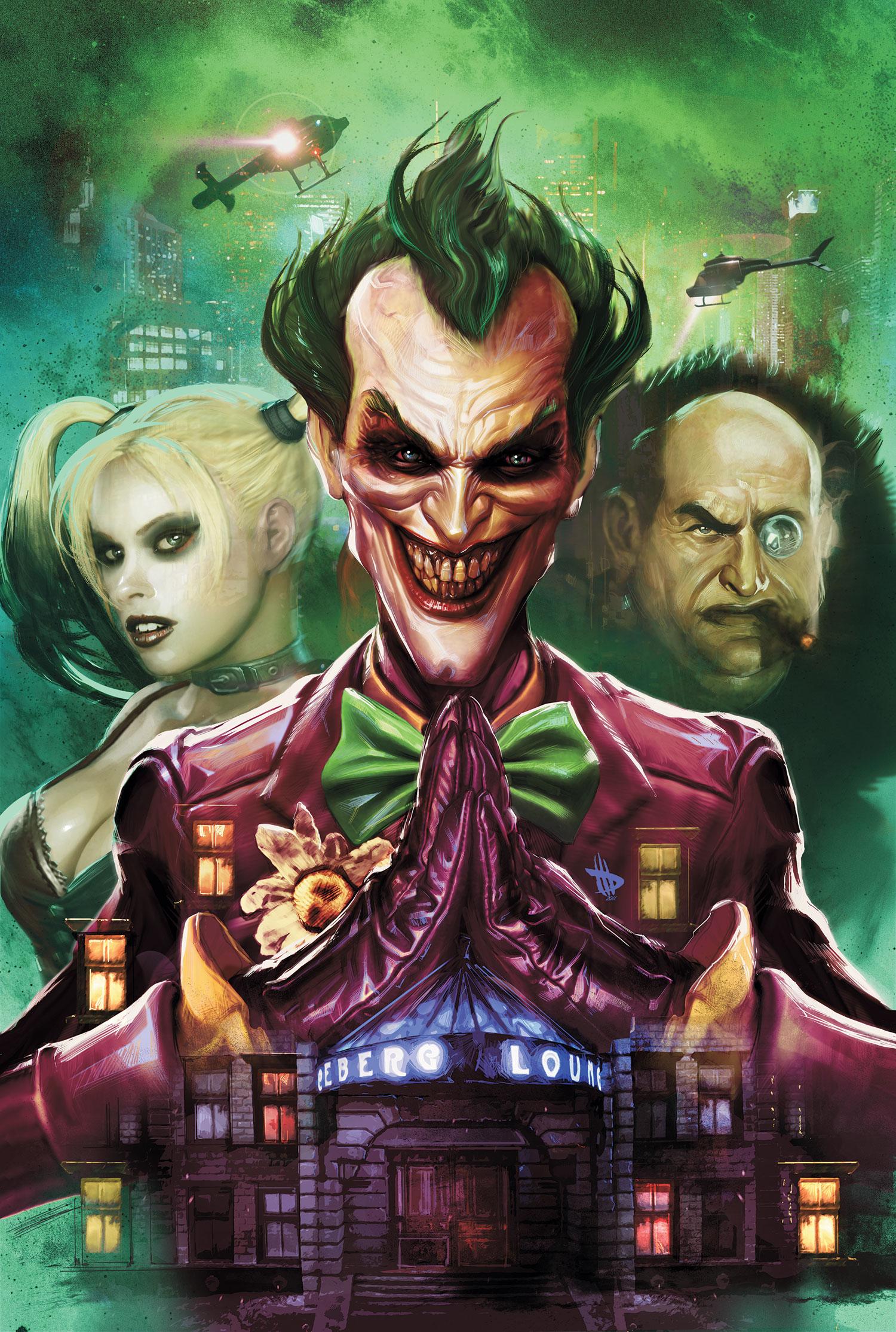 HD Quality Wallpaper | Collection: Comics, 1500x2228 Batman: Arkham Unhinged