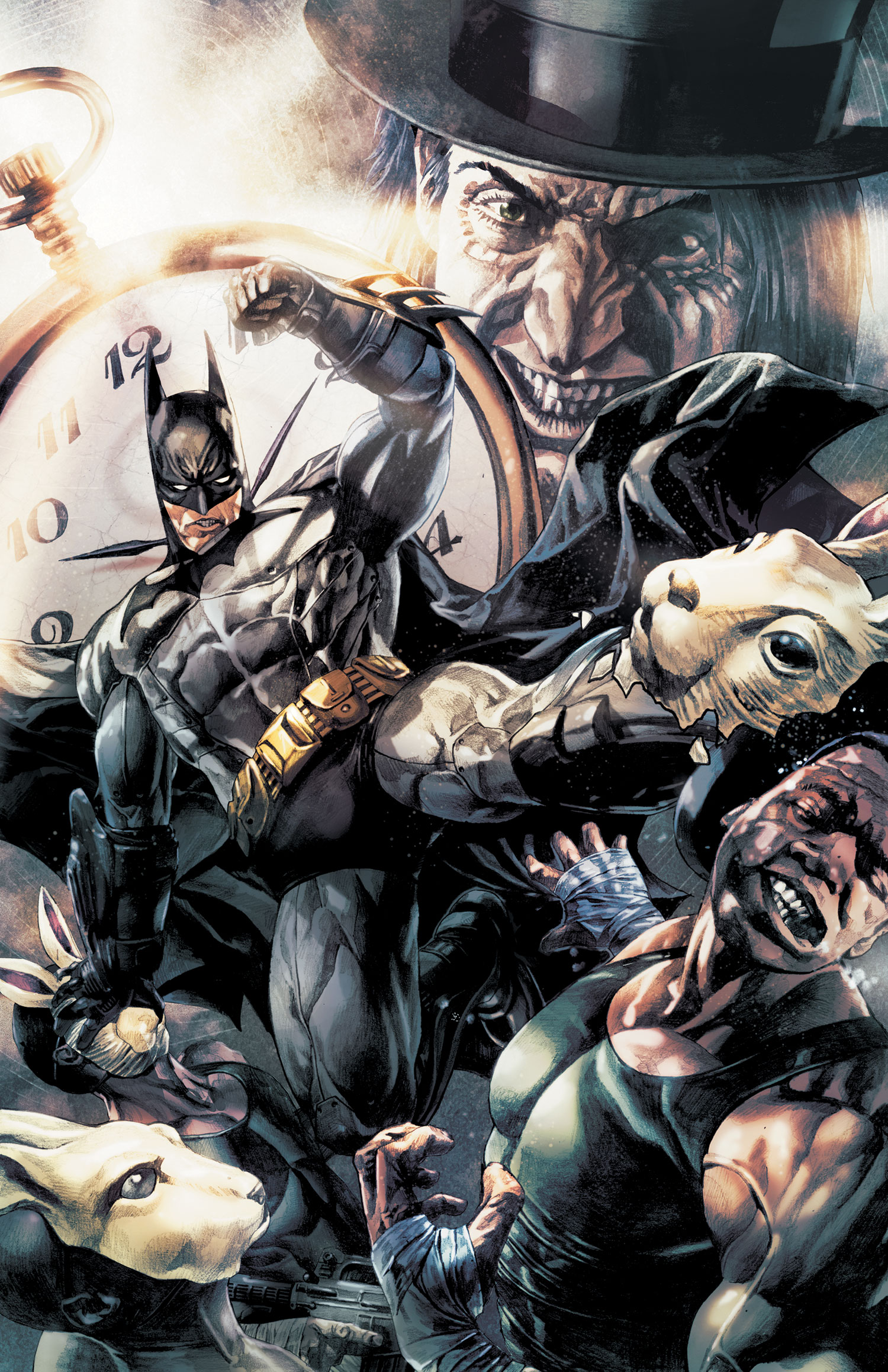 Batman: Arkham Unhinged High Quality Background on Wallpapers Vista