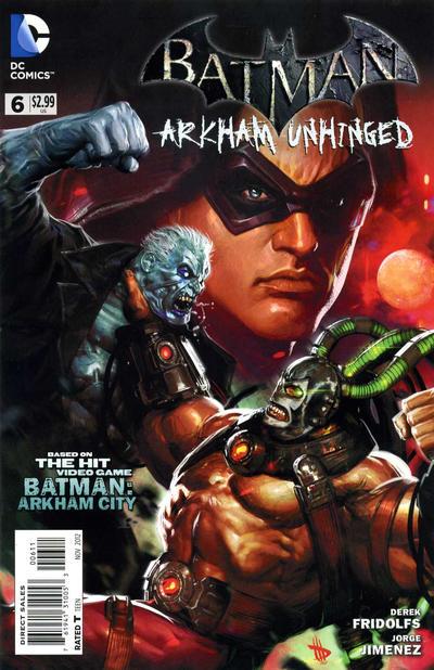 Amazing Batman: Arkham Unhinged Pictures & Backgrounds
