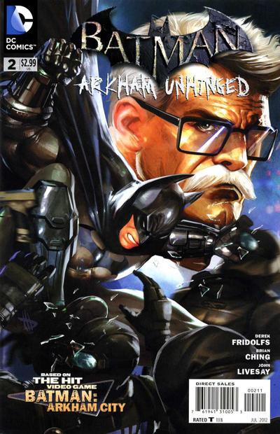 Batman: Arkham Unhinged Backgrounds, Compatible - PC, Mobile, Gadgets| 400x620 px