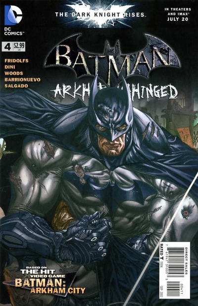 Batman: Arkham Unhinged Backgrounds, Compatible - PC, Mobile, Gadgets| 400x619 px