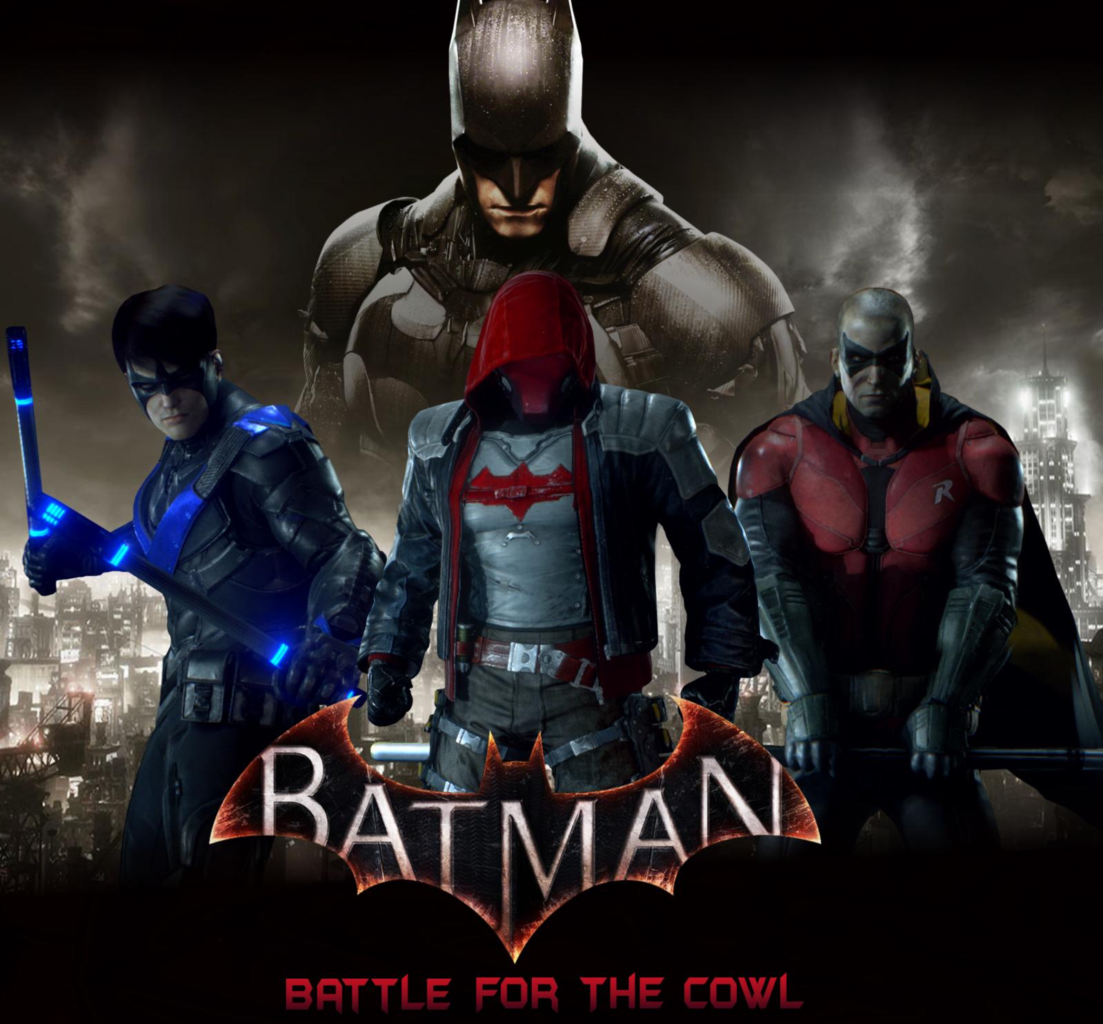 Amazing Batman: Battle For The Cowl Pictures & Backgrounds