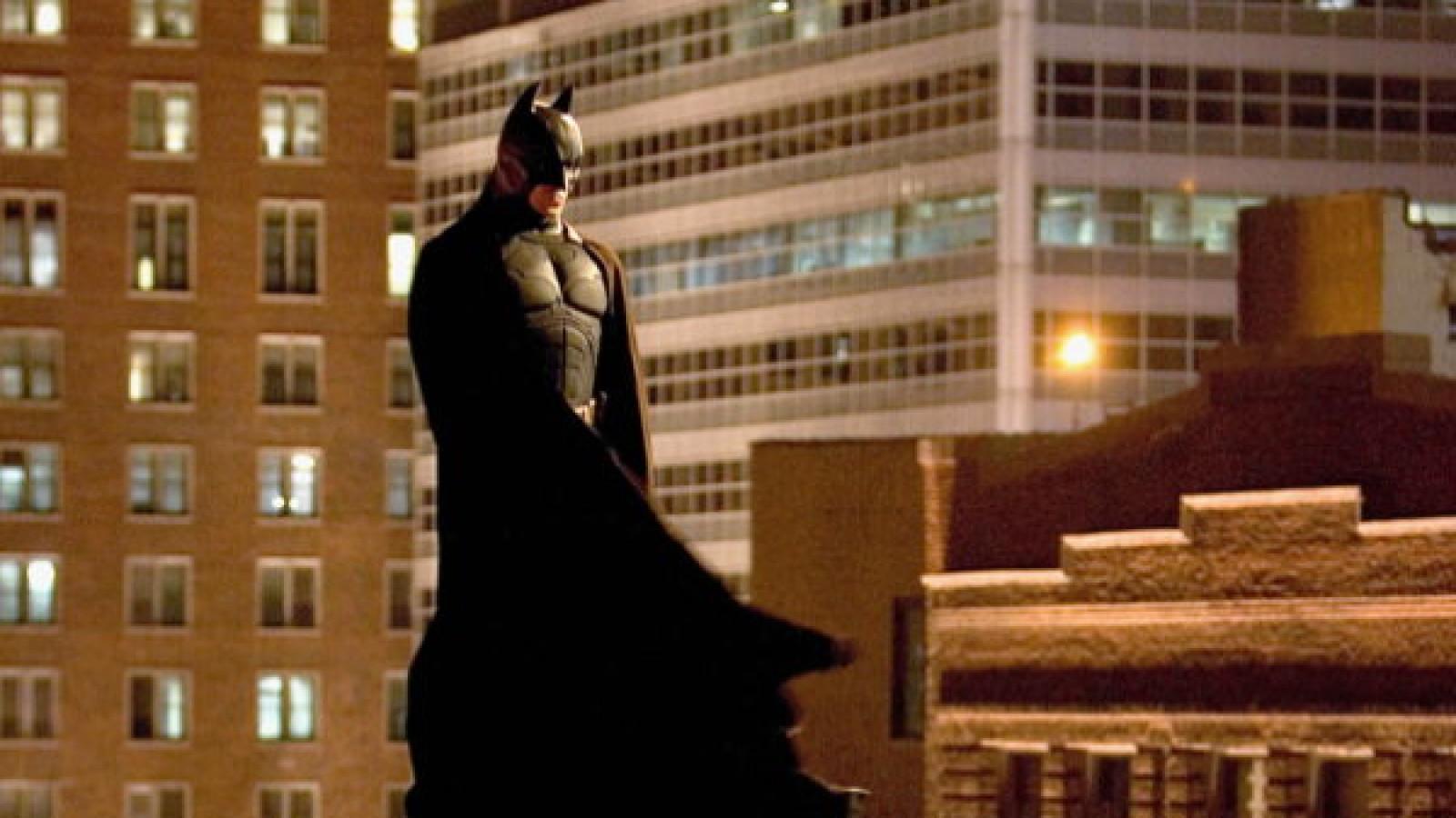 Batman Begins Pics, Movie Collection