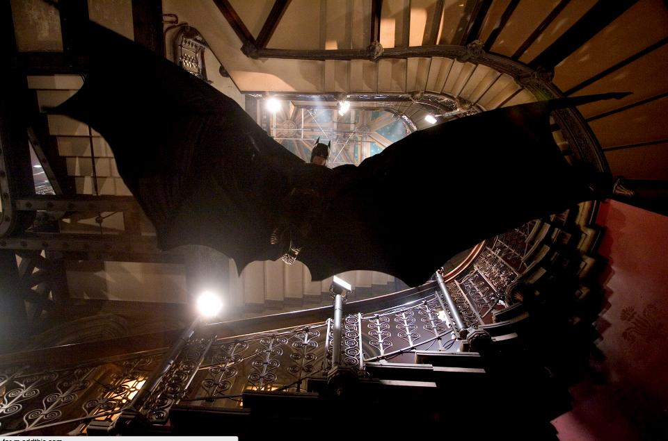 Images of Batman Begins | 960x635