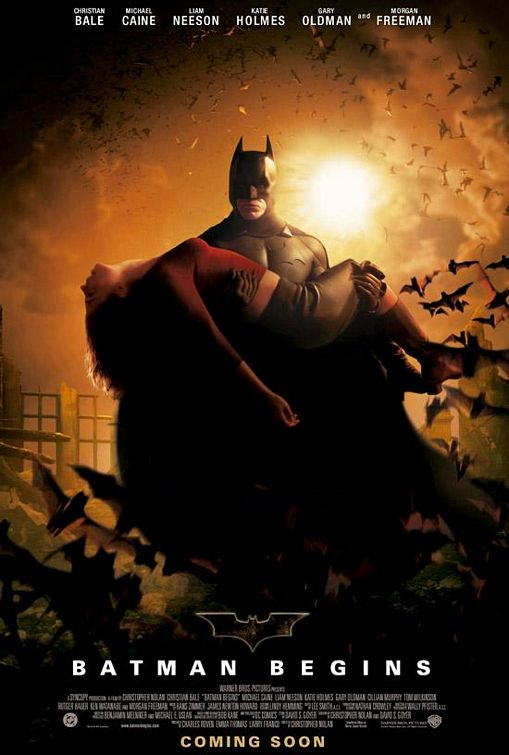 HD Quality Wallpaper | Collection: Movie, 509x755 Batman Begins