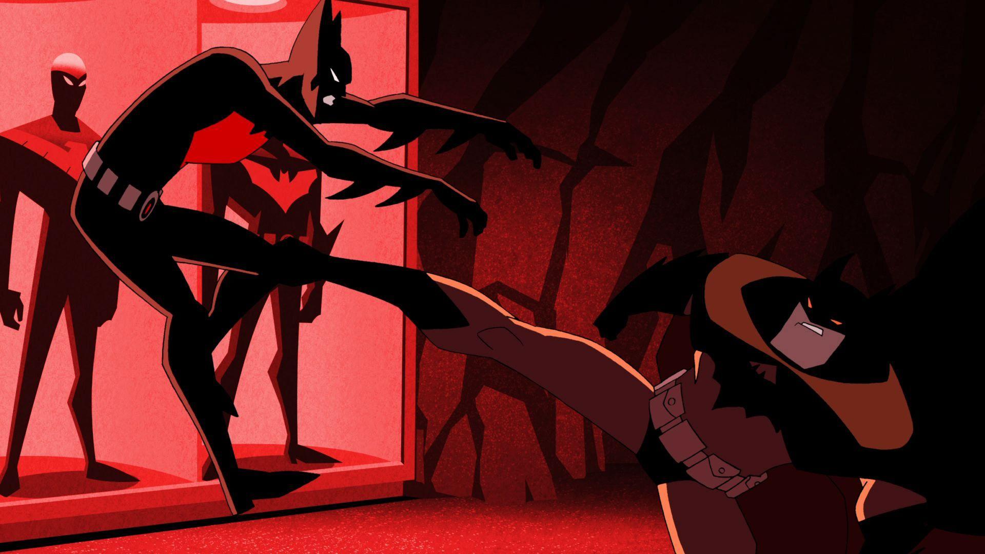 Batman Beyond Pics, Cartoon Collection