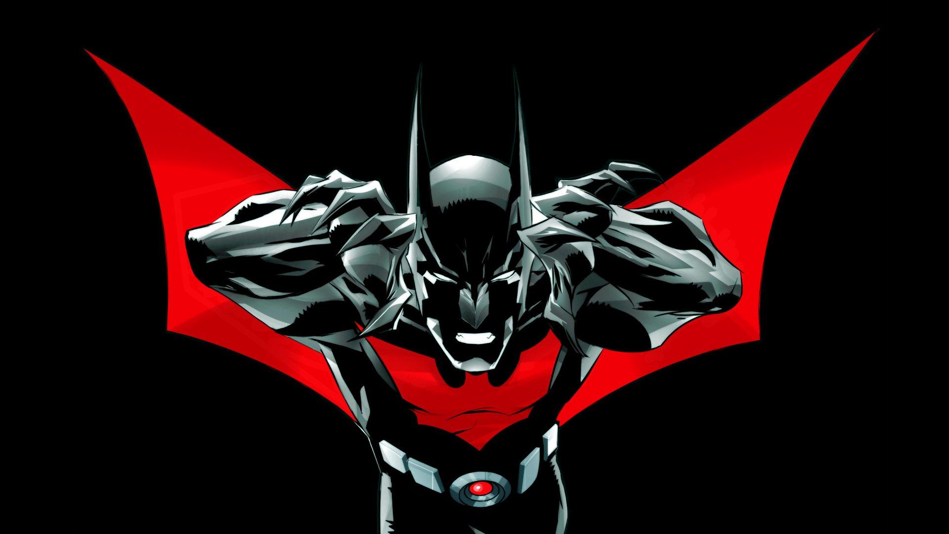 HD Quality Wallpaper | Collection: Cartoon, 1920x1080 Batman Beyond