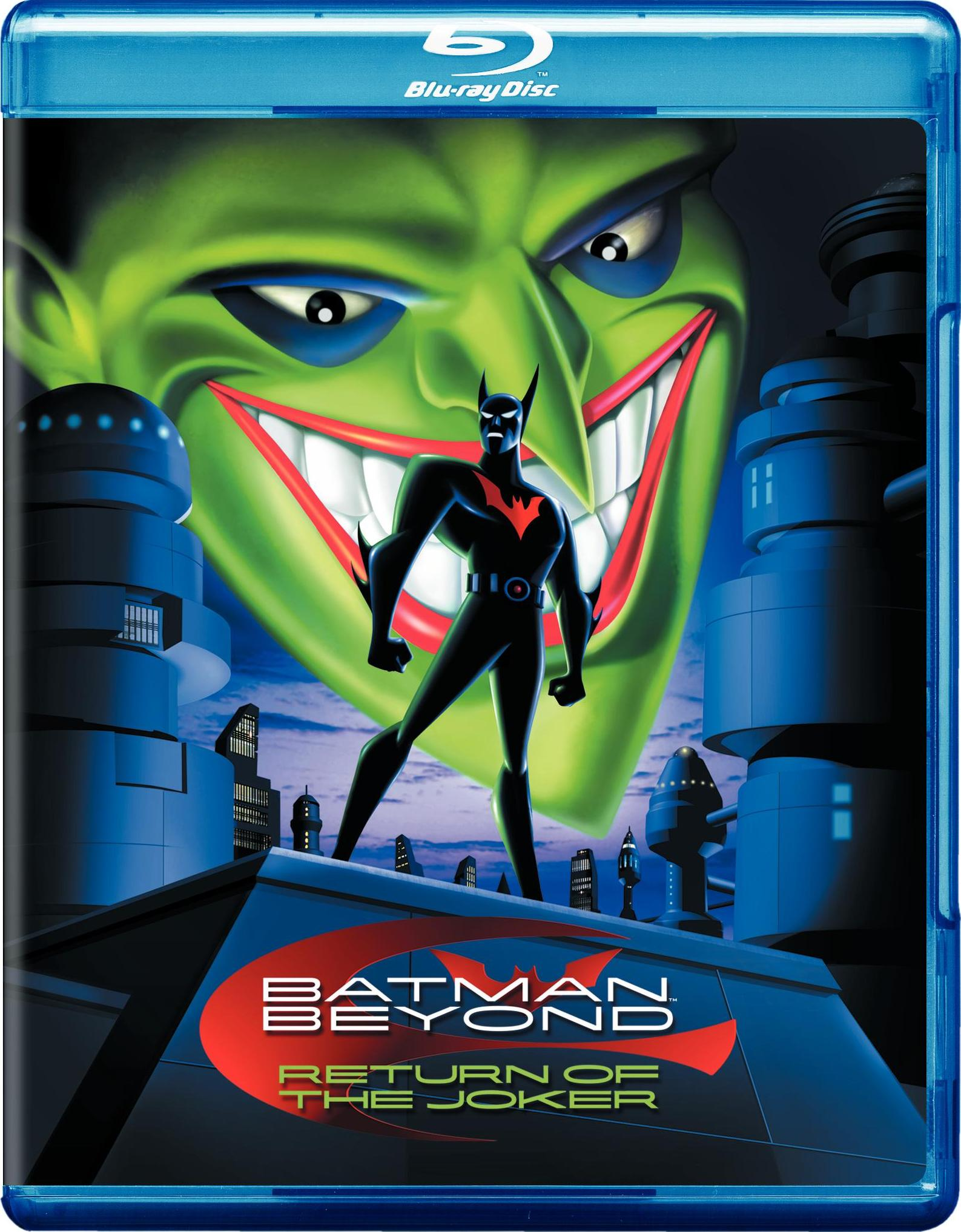 Batman Beyond: Return Of The Joker High Quality Background on Wallpapers Vista