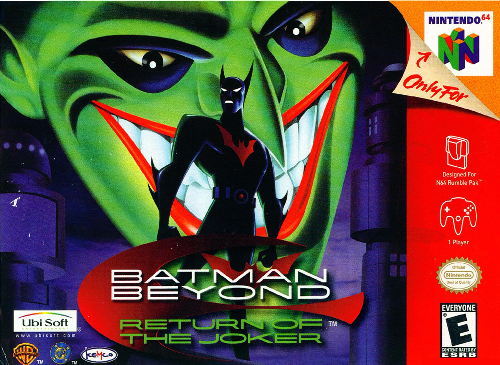 Nice wallpapers Batman Beyond: Return Of The Joker 2100x1536px
