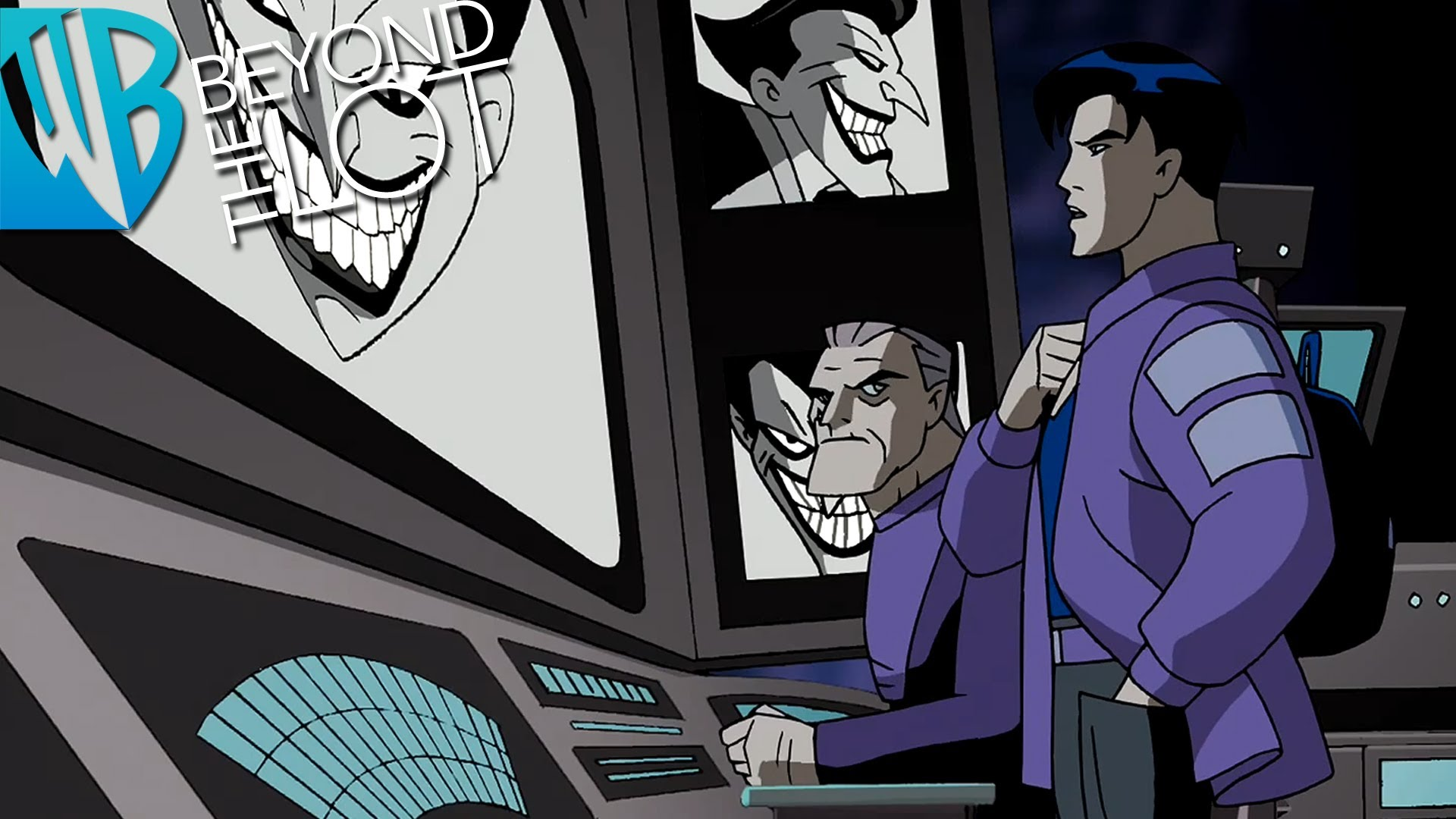 Nice wallpapers Batman Beyond: Return Of The Joker 1920x1080px