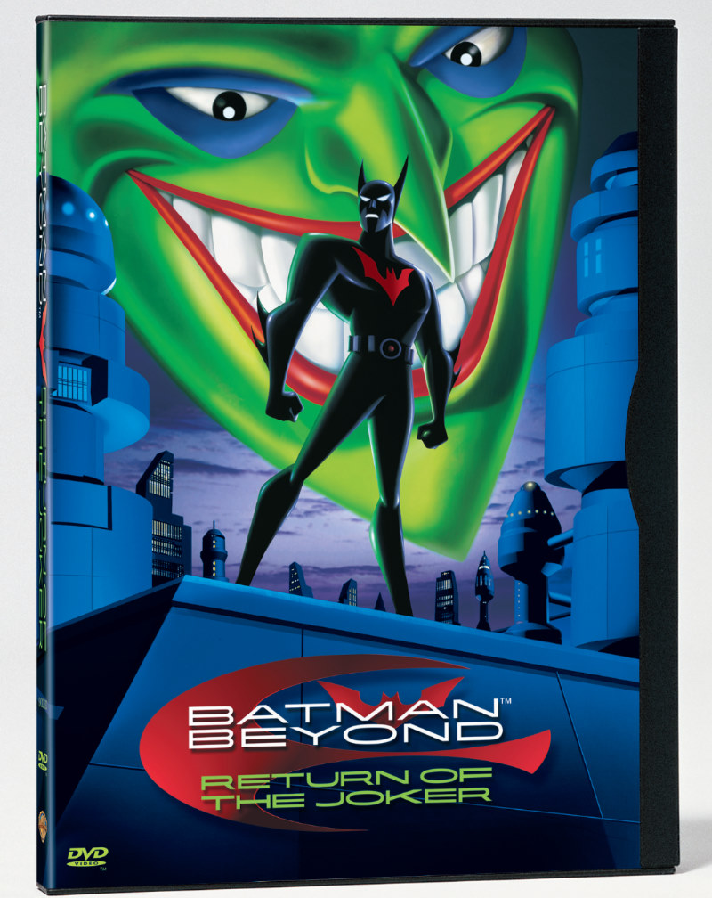 800x1008 > Batman Beyond: Return Of The Joker Wallpapers