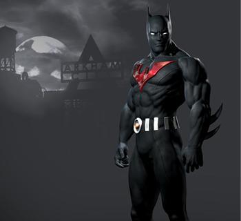 Batman Beyond High Quality Background on Wallpapers Vista