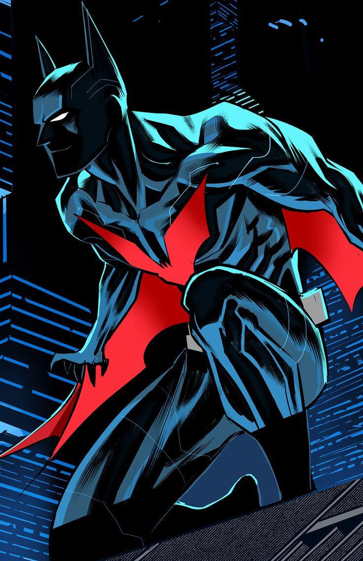 Batman Beyond wallpapers, Cartoon, HQ Batman Beyond ...