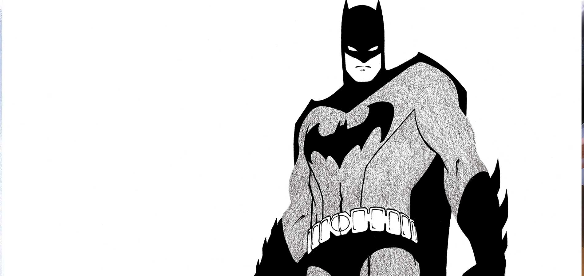 Batman Black And White Backgrounds, Compatible - PC, Mobile, Gadgets| 1900x900 px